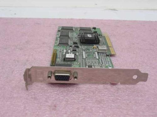 ATI 109-61300-00 32MB AGP Video Card - Rage 128 - Full Height Card