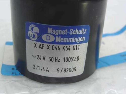 Balzers Replacement Coil 24V 50Hz B4150-735-BG