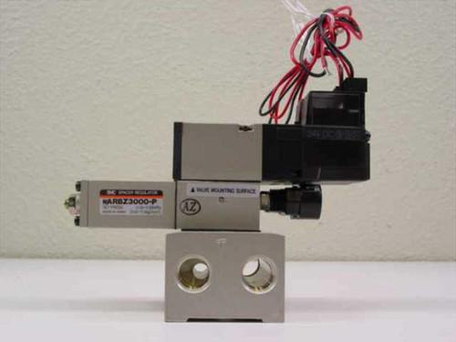 SMC Two NVZ3140 Two X10PSI Two NARBZ3000-P (NARBZ3000-P)