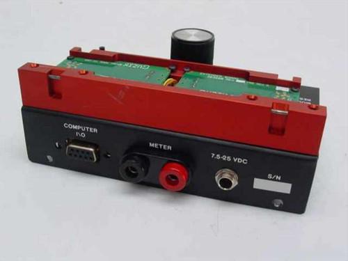 RDJ Controls Model 400 Resbox with Guzik Extender Controller Board 303600