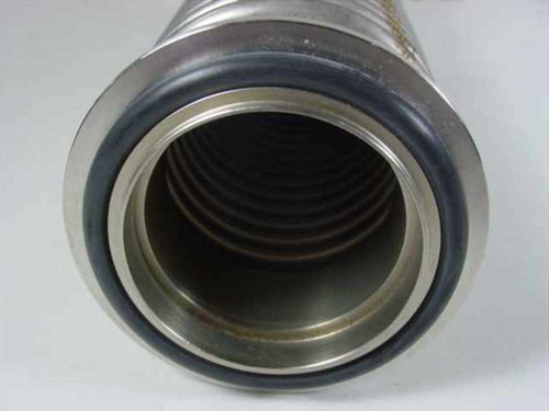 "MKS 2"" Opening 3"" Overall Diameter 9.75"" Tall Vacuum Pump Belows"
