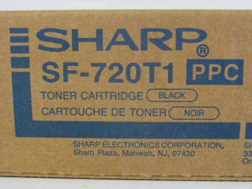 Sharp Toner Cartridge Black (SF-720T1)