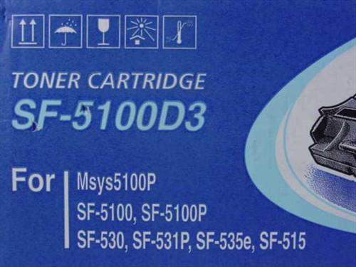 Samsung Toner Cartridge (SF-5100D3)