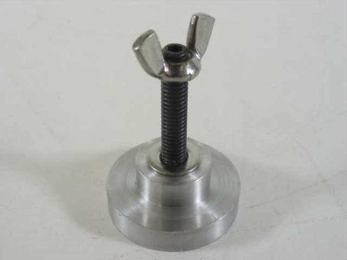 Vacuum Fitted Wingnut with O-Ring (Wing Nut)