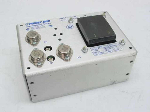 Power One HN24-3.6-A 24VDC 3.6A Component Type Custom Rectifier Power Supply