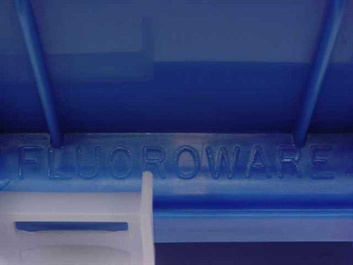 "Fluoroware Robox 6"" Ultra Pack Silicon Wafer Shipping Container No Lock E124-60"