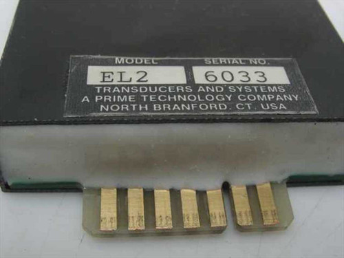 Transducers and Systems LVDT Transducers FT50A EL-2 Transducer and Module FT50A