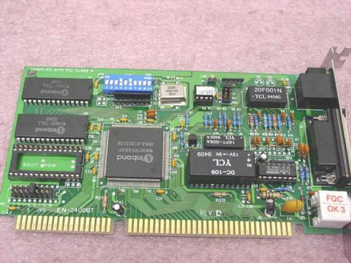 Danpex ISA Network Card EN-2400BT