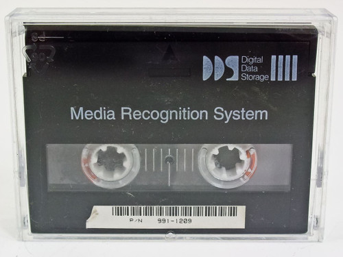 3M DDS-90 4mm Data Tape Media Recognition System 991-1209