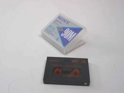 Sony Tape Drive Data Cartridge 90 M / 295 Feet (DG90M)
