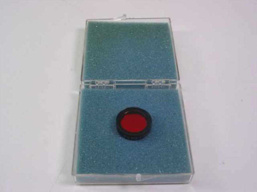 Ealing Corp Dielectric filter, red 35-3961