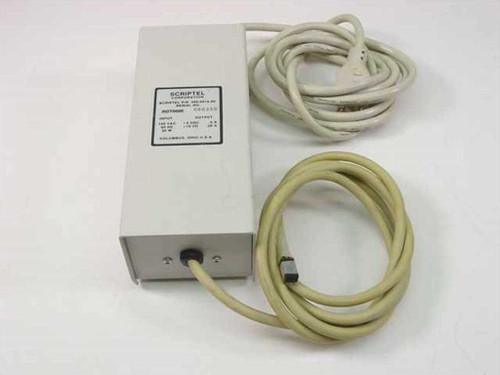 Scriptel 5 Volt 0.5 Amp Transformer RDT0000 6-Pin Female Pl 380-0019-00