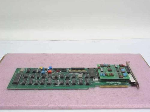 Zenith 85-2980-1 8-Bit Disk Control Board - Vintage - As Is