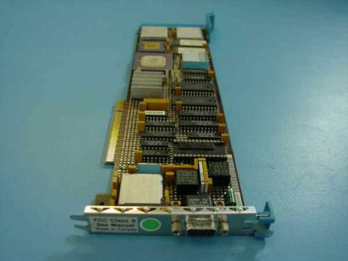 IBM MCA Token Ring NIC - Long 83X7488A (83X7488A)