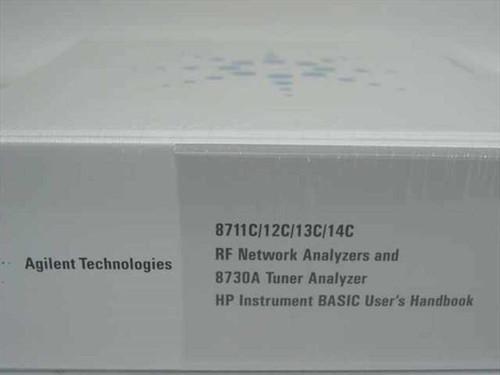 Agilent 8711/12/13/14C RF Network Analyzers/8730A Tuner An 08712-90045
