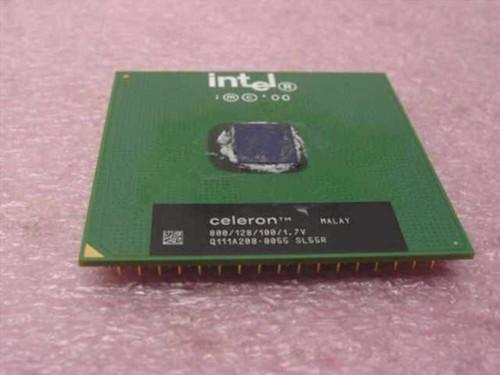 Intel SL55R 800MHZ Celeron CPU Processor Chip 800/128/100/1.7V - Socket 370