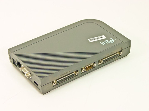 Intel 351498 NetportExpress XL Token Ring Printer Server Vintage - No AC Adapter