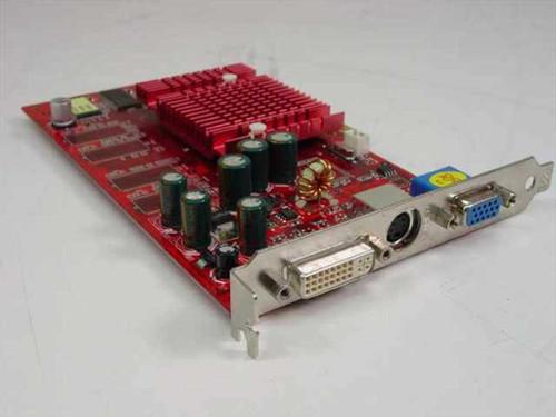 GeForce DVI/S-Video/CRT Video Card FX5200 128 MB 43100ALP0B5