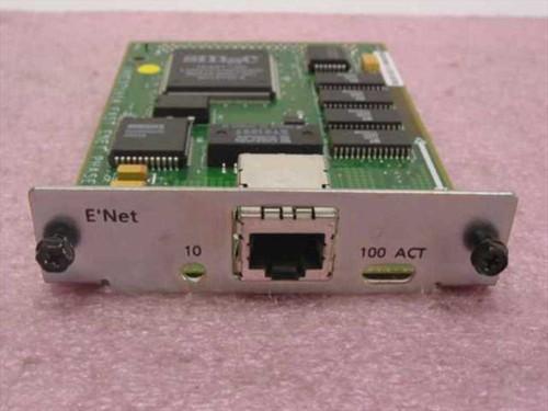 Xerox N32/N40 10Baset Ethernet PWB  140E37161A