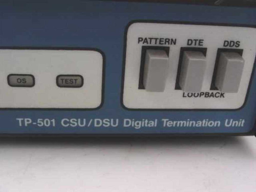 TeleProcessing Products Inc. TP-501 CSU/DSU Digital Termination Unit