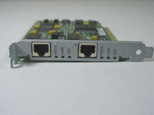 Compaq Dual 10/100TX Network Adapter (242560-001)