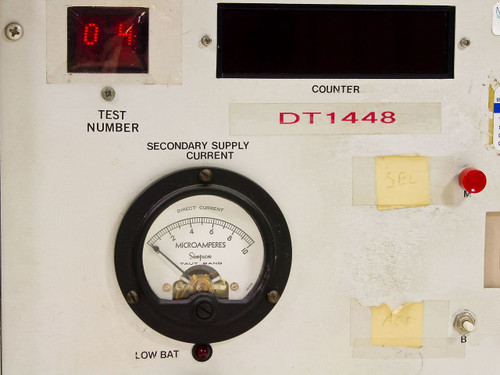 Custom Electronic Power Meter Testing Equipment - AS IS