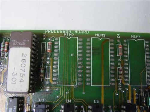 Data Products Processor Board 260753-006