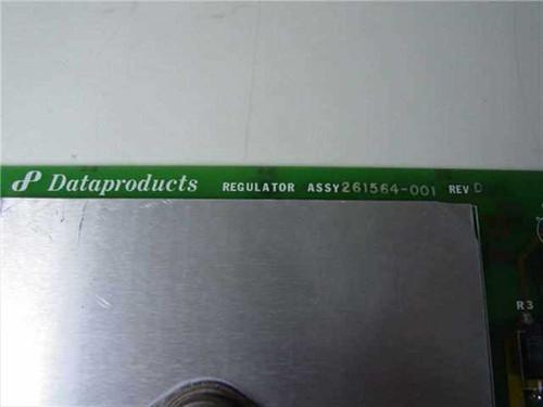 Data Products Regulator assy. 261564-001