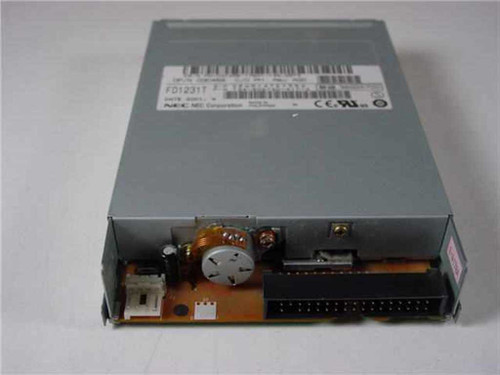 Dell 3.5 Floppy Drive Internal - NEC FD1231T 03C458