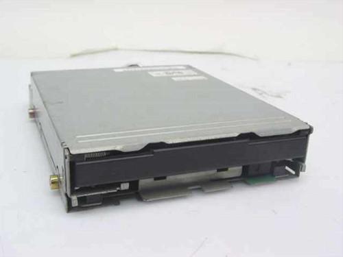 Mitsubishi MF355F-592MA 3.5 Floppy Drive Internal - MAC 2MB Black Partial Face