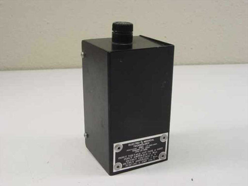 Electro Medical Technology Wall plug Power Supply 11 Volts 0.7 Amp DC