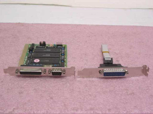 Magitronic A-B232 8 Bit ISA Card 2 Serial 1 Parallel Ports - 615