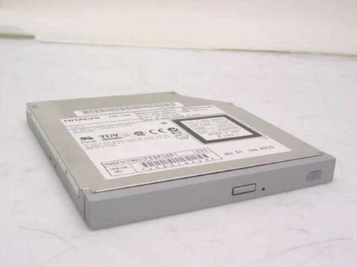HITACHI CDR-S300 24X Notebook CD-ROM - Unable to Test - As Is
