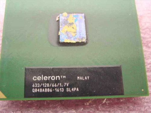Intel P3 633Mhz/66/128/1.7V SL4PA