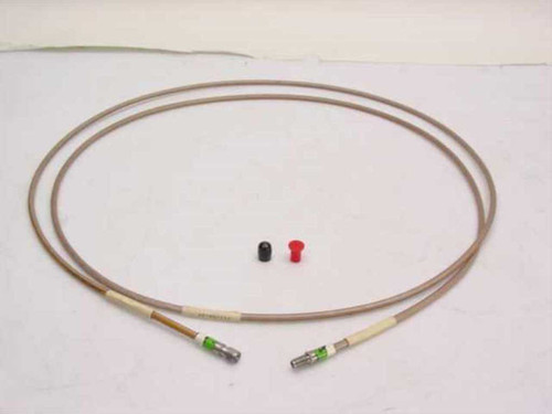 Coaxial Cable 190 CM Cable with SMA M&F Connectors (RG400/U)