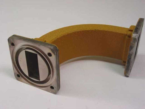 Systron Donner 90 Degree Wave Guide E-plane Bend (DBH-224)