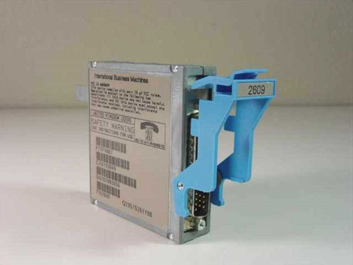 IBM 2 Line EIA-232/V.24 Communications IOA 21F4867 Q29 (2609)