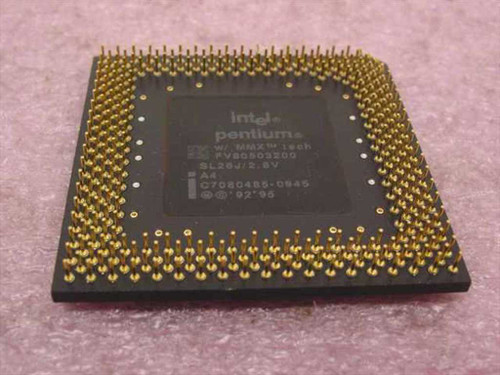 Intel SL26J P1 200Mhz CPU Pentium Processor FV80503200