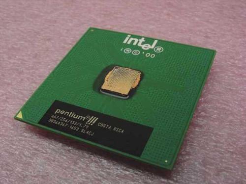 Intel Pentium III P3 667Mhz/256/133/1.7V (SL4CJ)