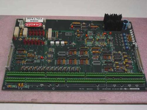 IVS Accuvision IVS 200 Logic Driver Board 0001-00154
