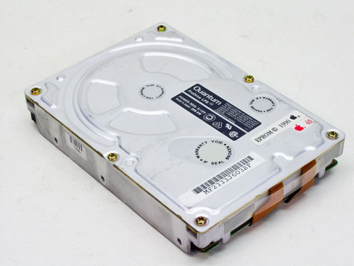 "Quantum 42S ProDrive LPS 40MB 3.5"" 50-Pin SCSI Hard Drive (Apple 1990 EPROM)"