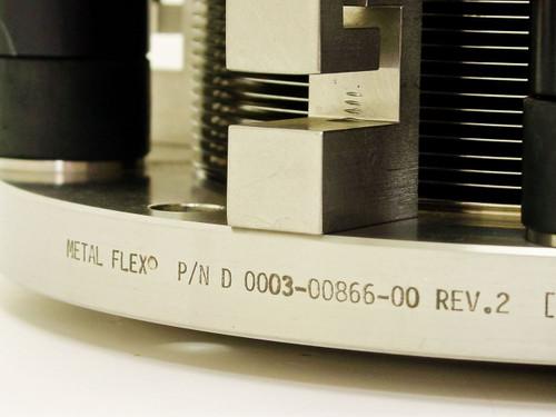 VAT 6 Inch I.D. Vatterfly Valve - w/ Bellows 20344-PA44