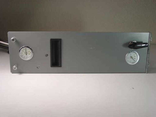 Accuvision 200 Power Supply w/ Pneumatics Silver