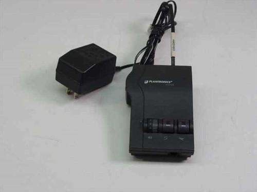 Plantronics M12 Vista Amplifier to Headphone Set