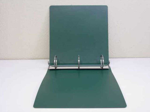 "General Binding Corp. 3.5 "" 3 Ring Binder  Green"
