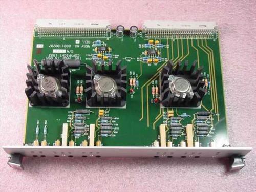 IVS SFB Board Accuvision 200 0001-00207