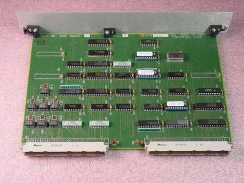 IVS 0001-00004 CIR Board Accuvision 200 Plug-In Module