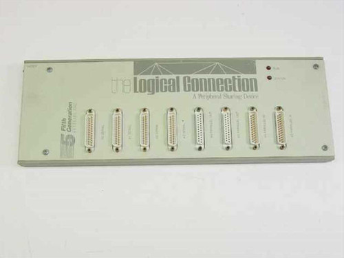 Fifth Generation Systems The Logical Connection Peripheral Sharing Device LC-01