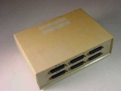 General Interface System, INC Data Switch 4-Port