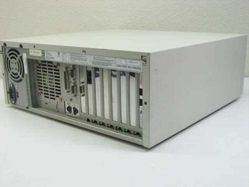 Lucent 7564 IBM Pentium 1 Computer with 4 Port Dialogic Voice Card PBX